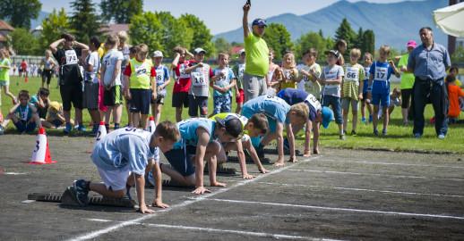 Podpora športu v regióne 2018