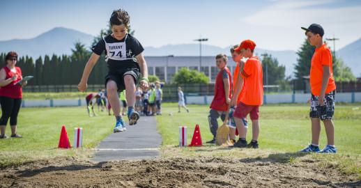 Detská atletika Turany