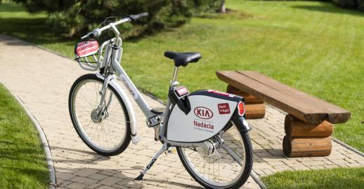 Bike sharing v Ziline