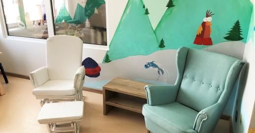 Novy nabytok v detskych izbach