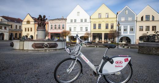 Bike sharing v Žiline