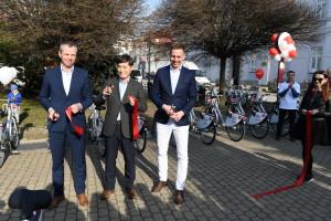 slavnostna ceremonia BikeKIA